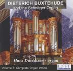 Dieterich Buxtehude and the Schnitger Organ, Vol. 3
