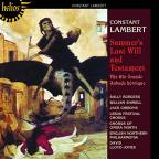 Constant Lambert: Summer's Last Will and Testament