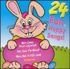 24 Fun & Happy Songs