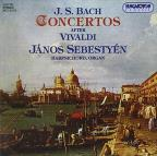 Bach: Concertos after Vivaldi