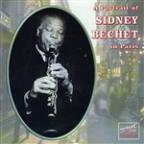 Portrait of Sidney Bechet in Paris