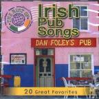 Best Of Irish Pub Songs - 20 Great Favorites