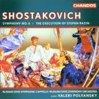 Shostakovich: Symphony No. 6; Execution of Stepan Razin