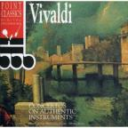 Vivaldi: Concertos On Authentic Instruments / Alberto Lizzio