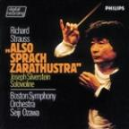 R Strauss: Also sprach Zarathustra / Ozawa, Boston Symphony