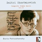 Shostakovich: Complete Piano Music, Vol. 2