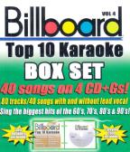 Billboard Top 10 Karaoke, Vol. 4