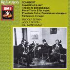 Reference - Schubert: Piano Trio, Fantaisie / Serkin, Busch