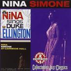 Sings Duke Ellington/At Carnegie Hall
