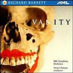 Richard Barrett: Vanity