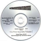 Hazly,Terrance Quartet Vol. 1 - First Quartet