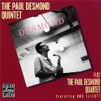 Paul Desmond Quintet Plus the Paul Desmond Quartet
