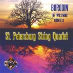 A. Borodin: The Two String Quartets
