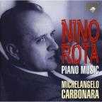 Nino Rota: Piano Music