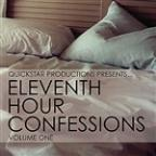 Quickstar Productions Presents : 11th Hour Confessions Rock volume 3