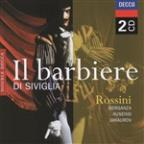 Rossini: The Barber Of Seville / Varviso, Berganza, Et Al