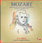 Mozart: Serenade No. 10 For Wind Instruments In B-Flat Major, K. 361
