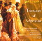 Treasures of Operetta / Barry, Smith, Morrison, et al