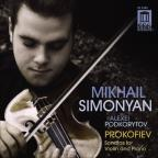 Prokofiev: Sonatas for Violin and Piano