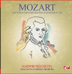 Mozart: Notturno For 4 Orchestras In D Major, K. 286