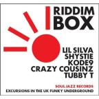 Riddim Box: Excursions in the UK Funky Underground