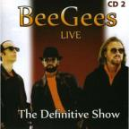 Live: The Definitive Show CD 2