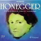 Honegger: The Chamber Music, Disc 4
