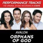 Orphans Of God (Performance Tracks) - EP