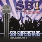 Sbi Karaoke Superstars - Alan Jackson, Vol. 2