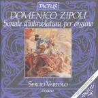 Zipoli:Sonatas For Harpsichord