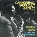 Cannonball Adderley Quintet: Complete Recordings