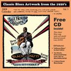 Classic Blues Artwork: 1920's Calendar 2008