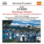Jesus Guridi: Ten Basque Melodies