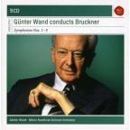 Gunter Wand Conducts Bruckner: Symphonies Nos. 1-9