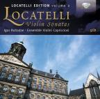 Locatelli Edition, Vol. 2: Violin Sonatas