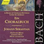 Book of Chorale-Settings f
