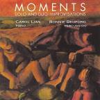 Moments: Solo and Duo Improvisations