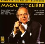 Macal Conducts Gliere