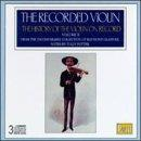Recorded Violin Vol 2 - History Of The Violin On Record