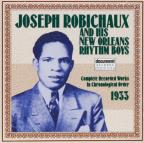 Joseph Robichaux & His New Orleans Rhythm Boys