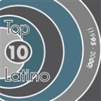 Top 10 Latino 1995-2000