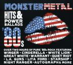 Monster Metal Hits & Power Ballads: '80s