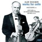 Alan Shulman: Works for Cello