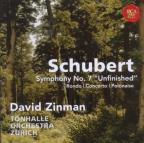 "Schubert: Symphony No. 7 ""Unfinished"""