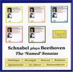 Schnabel plays Beethoven: The 'Named Sonatas""