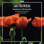 Boccherini: Symphonies & Cello Concertos
