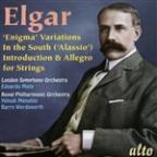 Elgar: Enigma Variations; In the South; Introduction & Allegro for strings