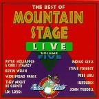 Best of Mountain Stage Live, Vol. 5