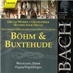 Bach: Influences of Böhm & Buxtehude