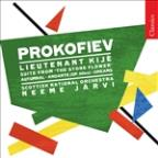 Prokofiev: Lieutenant Kije; The Stone Flower Suite